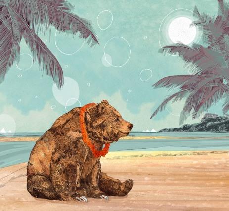 BeachBear_640